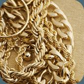 金・貴金属の画像